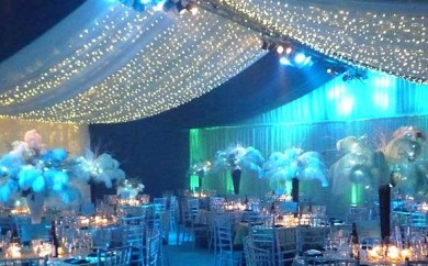 Marquee Indoor