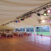 Specialist Marquee Hire and event planning