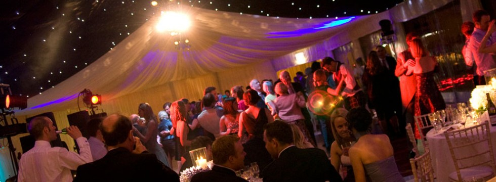 Tents and Events Wedding Marquee and Dance Floor