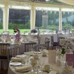 Finlaystone Wedding Top Table