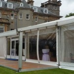 Finlaystone Wedding Marquee