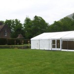 Tents and Events marquee at Ardkinglas Estate