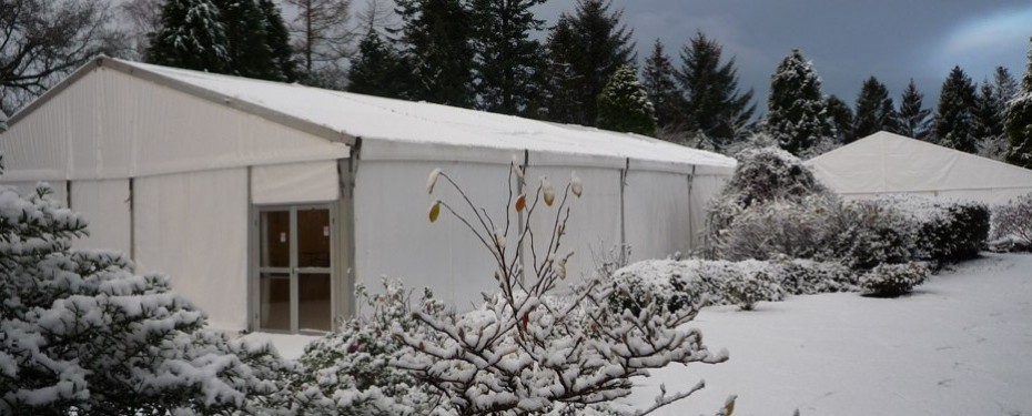 Winter Marquee