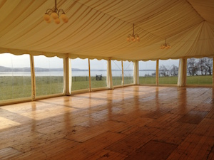 Marquee flooring Tents and Events marquee hire Scotland