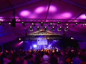 Marquee entertainment lighting