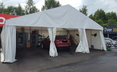 Peter Vary Outdoor Marquee