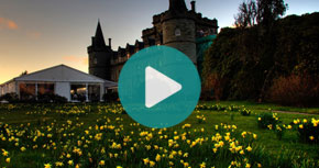 Inveraray Castle Wedding
